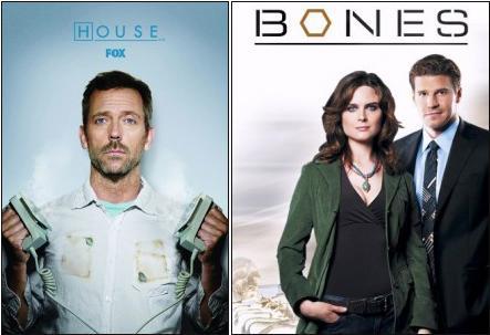 House e Bones, stallo nelle trattative; rinnovi a rischio?