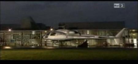 isola8 finale elicottero