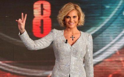 """Simona Ventura vs la Rai: """"I reality non si fanno con due lire"""""""