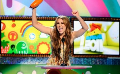 Nickelodeon Kids Choice Awards 2011, i vincitori