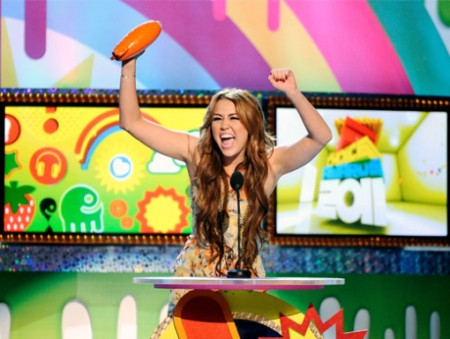 Nickelodeon Kids Choice Awards 2011, i vincitori