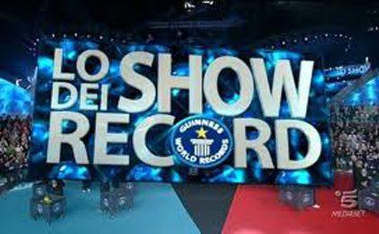 Ascolti tv 28 aprile 2011, vince Lo Show dei Record