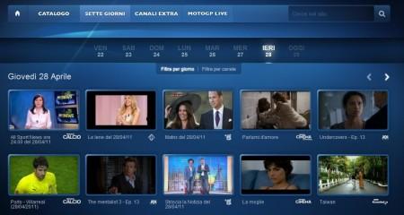 settegiorni premium net tv