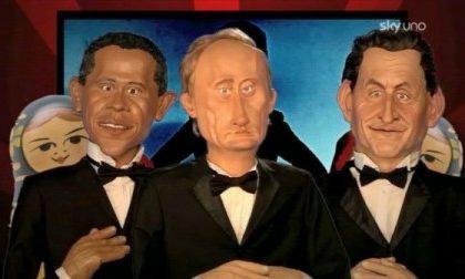 Cresce la famiglia degli Sgommati e accoglie Sarkozy, Putin e Obama