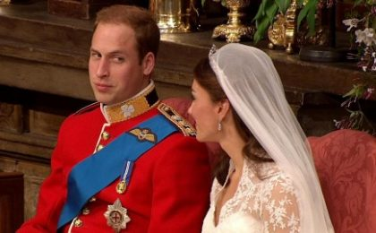 Matrimonio William e Kate, dirette tv da dimenticare