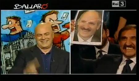Ascolti tv martedì 24 maggio 2011: Ballarò batte tutti