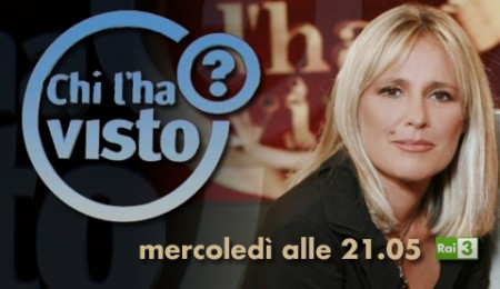 Ascolti tv mercoledì 18/5/2011: vince Chi l'ha Visto?, Sgarbi fa flop