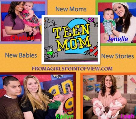 Teen Mom, la seconda stagione al via su Mtv
