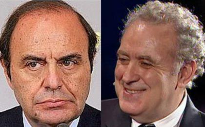 Vespa vs Santoro, guerra per l'Auditel e gli ascolti web