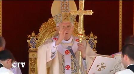 beatificazione wojtyla benedizione
