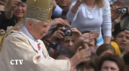 beatificazione wojtyla papa ratzinger