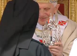 beatificazione wojtyla reliquia
