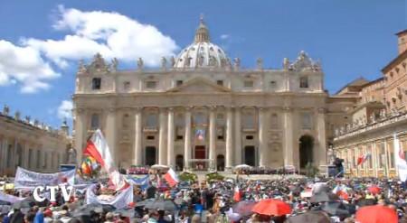 beatificazione wojtyla san pietro