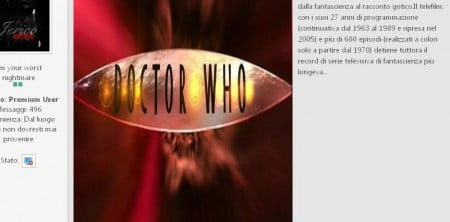 doctor who streaming forum free