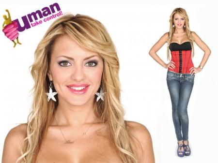 Uman Take Control, i concorrenti: Elena Morali