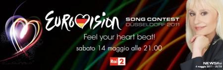 Programmi tv stasera, oggi 14 maggio 2011: Me lo dicono tutti, Eurovision Song e Italia's Got Talent