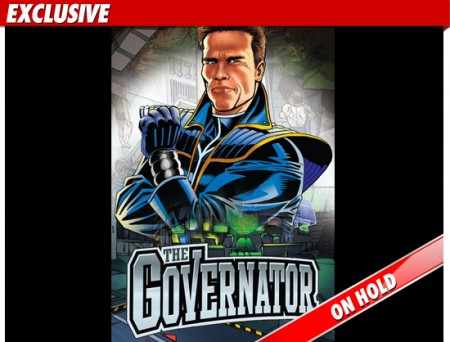 The Governator, stop al progetto per il divorzio di Arnold Schwarzenegger