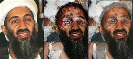 osama bin laden foto falsa