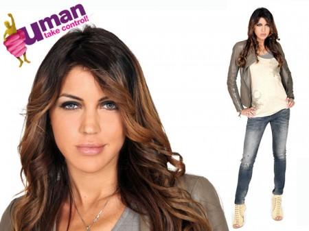 Uman Take Control, i concorrenti: Veronica Ciardi