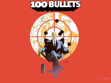 "Il fumetto ""100 Bullets"" adattato da David S. Goyer per Showtime?"