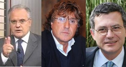 Rai: indignati Mazza, Liofredi e Ruffini, pronti alle vie legali
