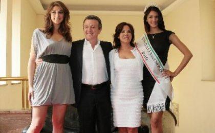 Miss Italia nel Mondo 2011: in giuria Carlo Conti, Alain Delon e Kaspar Capparoni