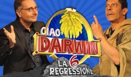 Ascolti tv 25 giugno 2011, vince Ciao Darwin 6 con 3,4 milioni