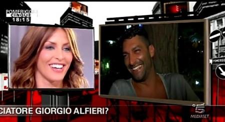Grande Fratello 11: Guendalina Tavassi ha frequentato l'ex tronista Giorgio Alfieri