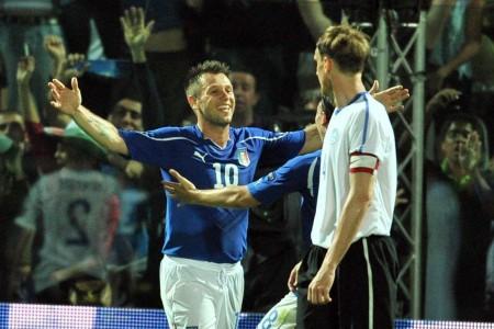 Ascolti tv venerdì 3 giugno 2011: vince l'Italia di Prandelli (in tutti i sensi)