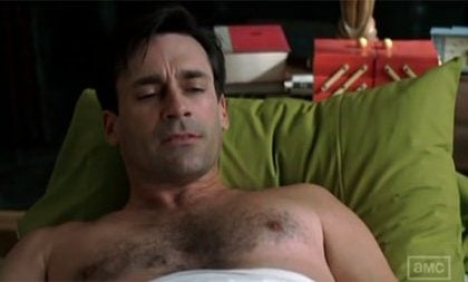Jon Hamm in Mad Men altri 3 anni, Terry O'Quinn guest star ricorrente in Hawaii Five-0