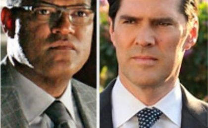 CBS: Laurence Fishburne lascia CSI Las Vegas, niente Thomas Gibson in Criminal Minds 7?