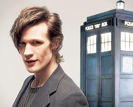 Doctor Who torna per una settima stagione (sempre con Matt Smith, ma nel 2013)