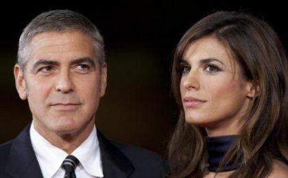 Canalis Clooney, la love story è ufficialmente finita (foto)
