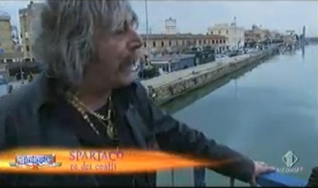 tamarreide spartaco