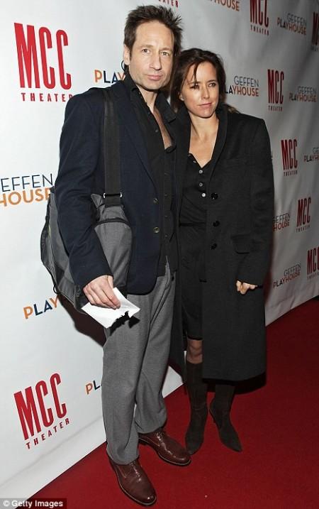 David Duchovny e Tea Leoni si separano, Jonathan Rhys Meyers tenta il suicidio