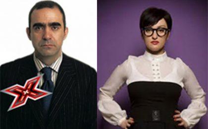 X Factor 5, ecco i giudici: Elio e Arisa con Morgan e Ventura