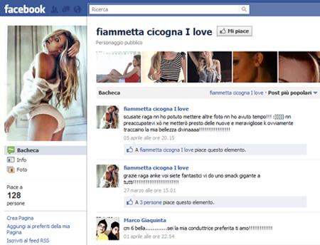 FB Fiammetta Cicogna I love