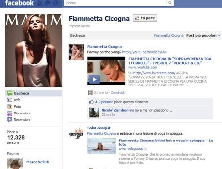 FB Fiammetta Cicogna pseudo