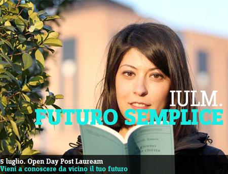 L'Open Day Iulm in streaming web: il tuo futuro a portata di clic