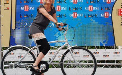 Luciana Littizzetto al GFF punge Grillo e Bonolis