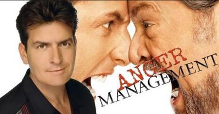 Anger Management, la nuova sitcom di Charlie Sheen (senza network e sceneggiatori)