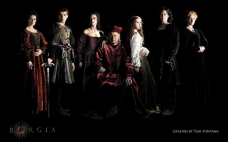 I Borgia, la serie tv domani in anteprima su Sky Cinema