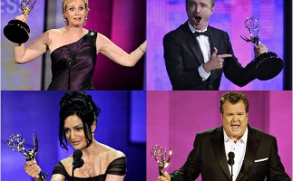 Emmy Awards 2011, le nomination