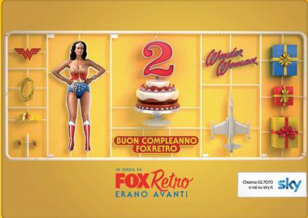 Fox Retro compie due anni e domani arriva Fox Business Network