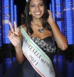 Miss Italia nel Mondo 2011 è Silvia Novais