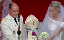 Nozze Alberto di Monaco e Charlene, rito religioso