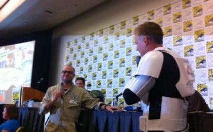 Comic Con 2011, nuova scena inedita di Lost che rivela il nome dell'Uomo in nero (spoiler)