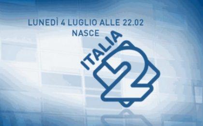Italia 2 parte il 4 luglio, ecco il palinsesto a zone e le serate a tema