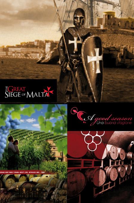 Fiction Rai 2012/2013, in cantiere Una Buona Stagione e L'Assedio di Malta