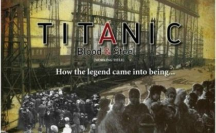 Fiction Rai: Alessandra Mastronardi nel cast di Titanic